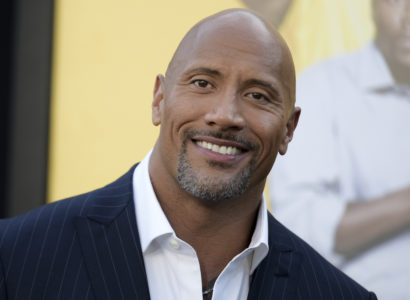 Dwayne Johnson. (Photo by Richard Shotwell/Invision/AP, File)