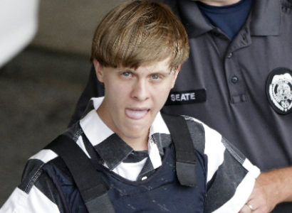 Dylann Roof (AP Photo)