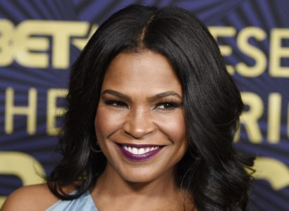 Actress Nia Long poses at the 2017 ABFF Awards: A Celebration of Hollywood at the Beverly Hilton on Friday, Feb. 17, 2017, in Beverly Hills, Calif. (Photo by Chris Pizzello/Invision/AP)