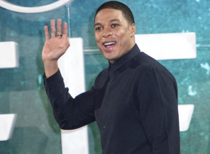 Actor Ray Fisher poses for photographers at a photo call to promote the film 'Justice League', in London, Saturday, Nov. 4, 2017. (Photo by Vianney Le Caer/Invision/AP)