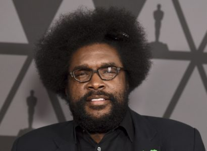 Questlove arrives at the 9th annual Governors Awards at the Dolby Ballroom on Saturday, Nov. 11, 2017, in Los Angeles. (Photo by Jordan Strauss/Invision/AP)