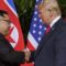 Trump, Kim Meet in Singapore