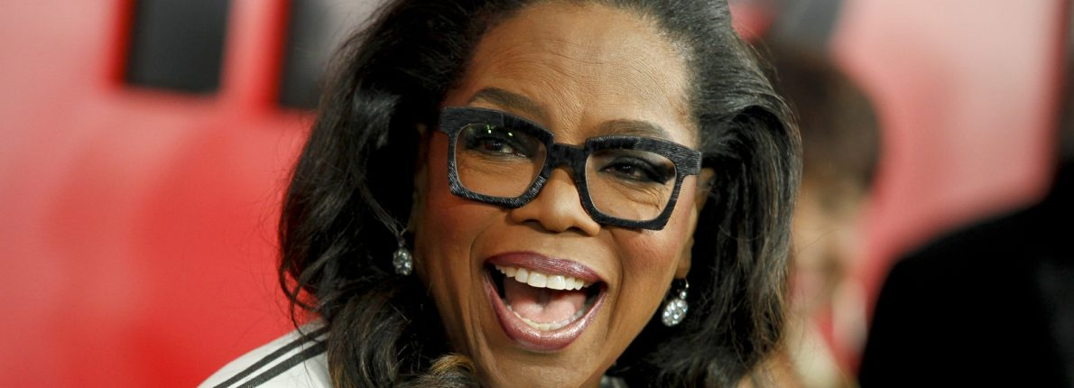 """Oprah Winfrey attends the premiere of HBO Films' """"The Immortal Life of Henrietta Lacks"""" at the SVA Theatre on Tuesday, April 18, 2017, in New York. (Photo by Andy Kropa/Invision/AP)"""