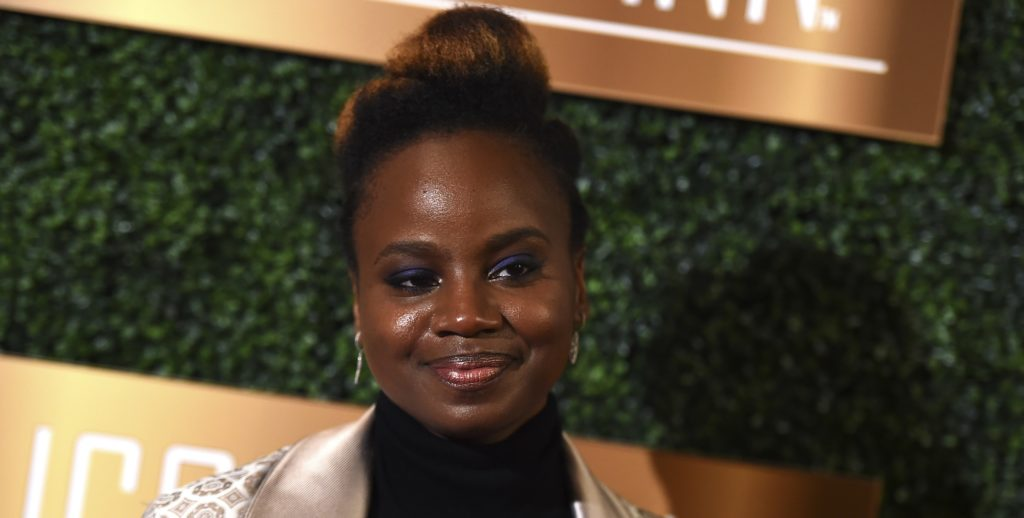 Dee Rees arrives at the 6th Annual ICON MANN Pre-Oscar Dinner on Feb. 27, 2018 in Beverly Hills, Calif. (Photo by Jordan Strauss/Invision/AP)