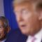 Trump Claims Very Good Relationship with Dr. Fauci Despite White House Efforts to Discredit Him
