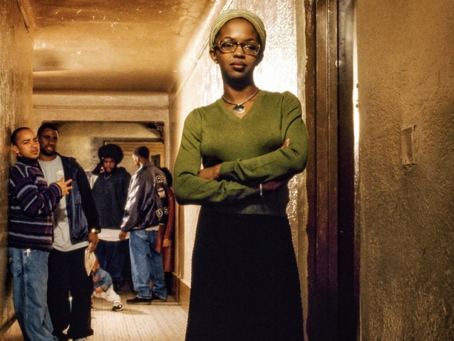 Ms. Lauryn Hill photographed by T. Eric Monroe